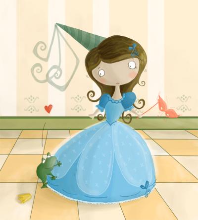 poema Princesa