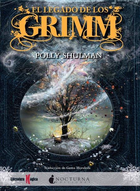 El legado de los Grimm Book Cover