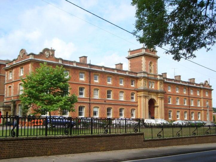 escuela King Edward´s, donde estudió Tolkien