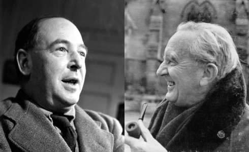 C.S. Lewis y J.R.R. Tolkien