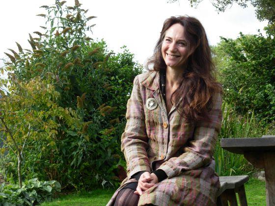 Rachel Joyce, la autora.
