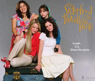 Las actrices de la película.