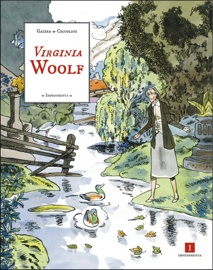 virgina woolf gazier y Ciccolini