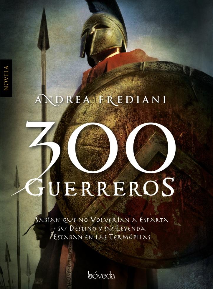 300 guerreros portada