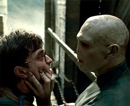 En este libro se dará la confrontación final entre Harry y Voldemort.