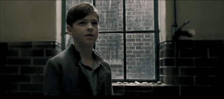 Voldemort en el Orfanato.