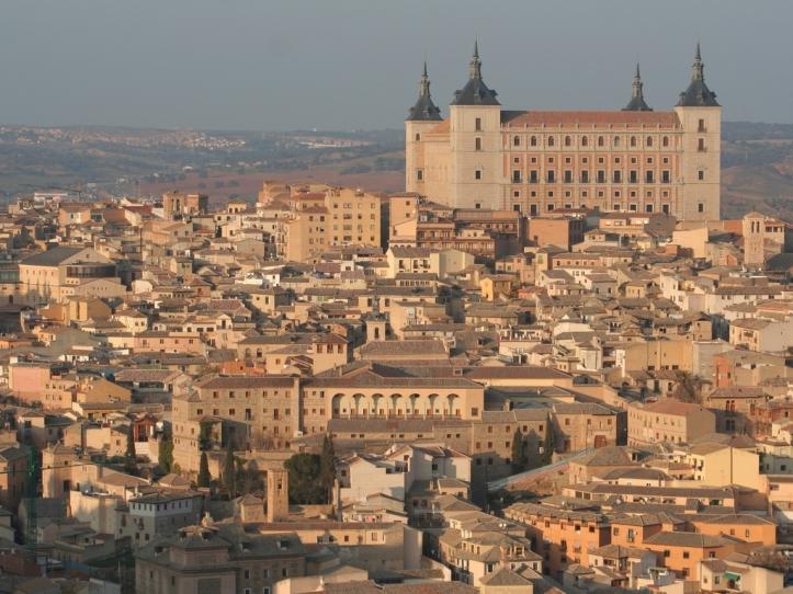 Toledo, donde transcurre la acción (¡que bonito es!)