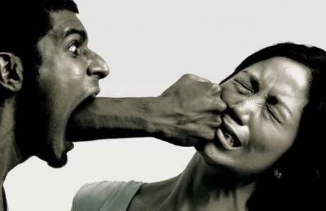 La violencia no es sólo física, sino verbal.