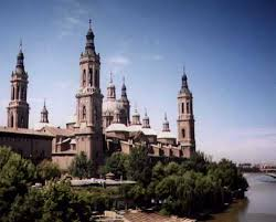 Iglesia de la Virgen del Pilar, Zaragoza.