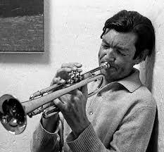 Julio Cortázar, a quien le gustaba el jazz.