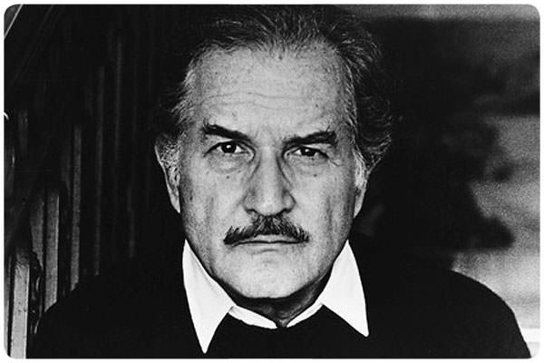 Carlos Fuentes, que era muy guapetón.