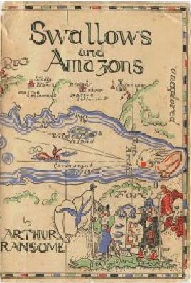 Libro de Arthur Ransome