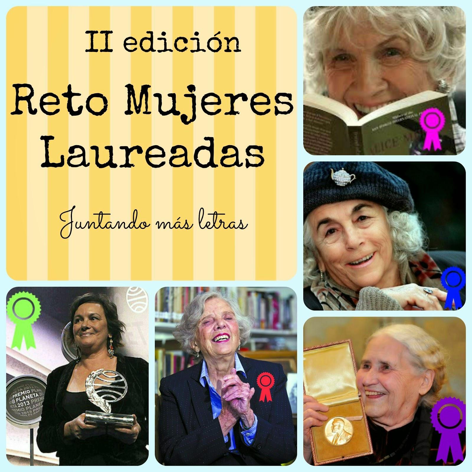 Reto mujeres Laureadas segunda edición