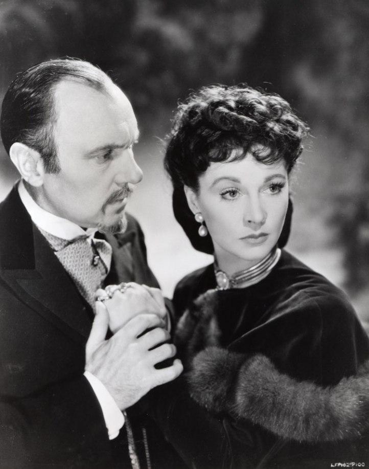 Vivien Leigh también la interpretó en cine.