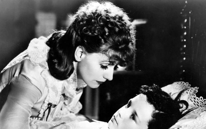 Greta Garbo también llevó este papel al cine.