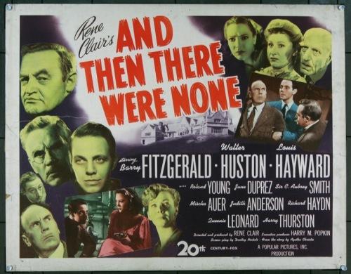 Poster de una de las versiones llevadas al cine.