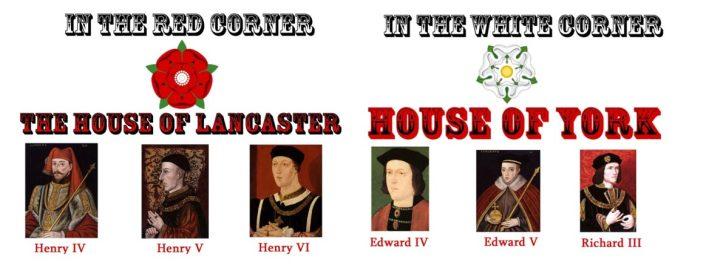 Portada-Guerra de las Dos Rosas – Las Casas de Lancaster y de York (AGZYM)