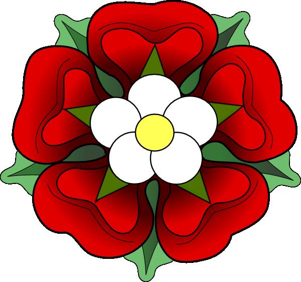 Rosa Tudor, símbolo de la nueva casa reinante.