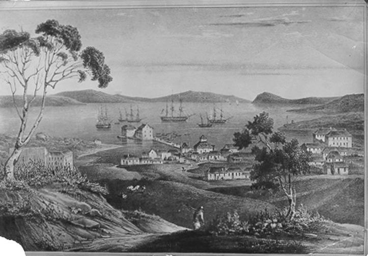 Ciudad de Hobart
