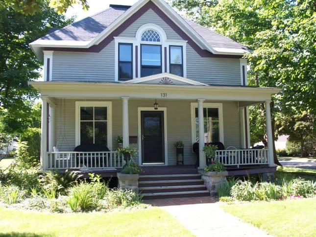 a lo mejor la casa era parecida a esta.