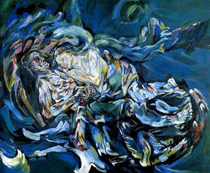 """La novia del viento""  1914"